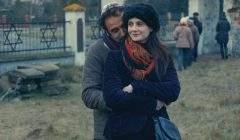 Judith Chemla et Arthur Igual incarnent Anna et Adam : « Je voulais que ce couple soit amusant, fantaisiste », dit la réalisatrice.