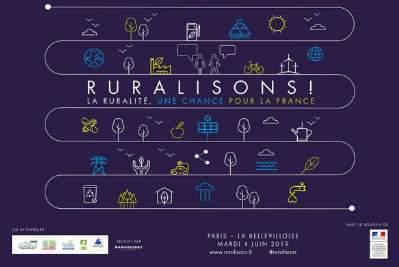 La ruralité, une chance pour la France!