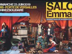 19ème salon Emmanüs le 23 juin 2019 à Paris (affiche)