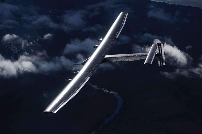 Solar Impulse 2 le plus grand avion solaire