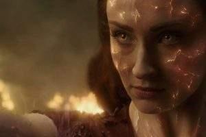 « Lorsque je suis arrivée sur le tournage j'étais complètement préparée à devenir Dark Phoenix », confie Sophie Turner.