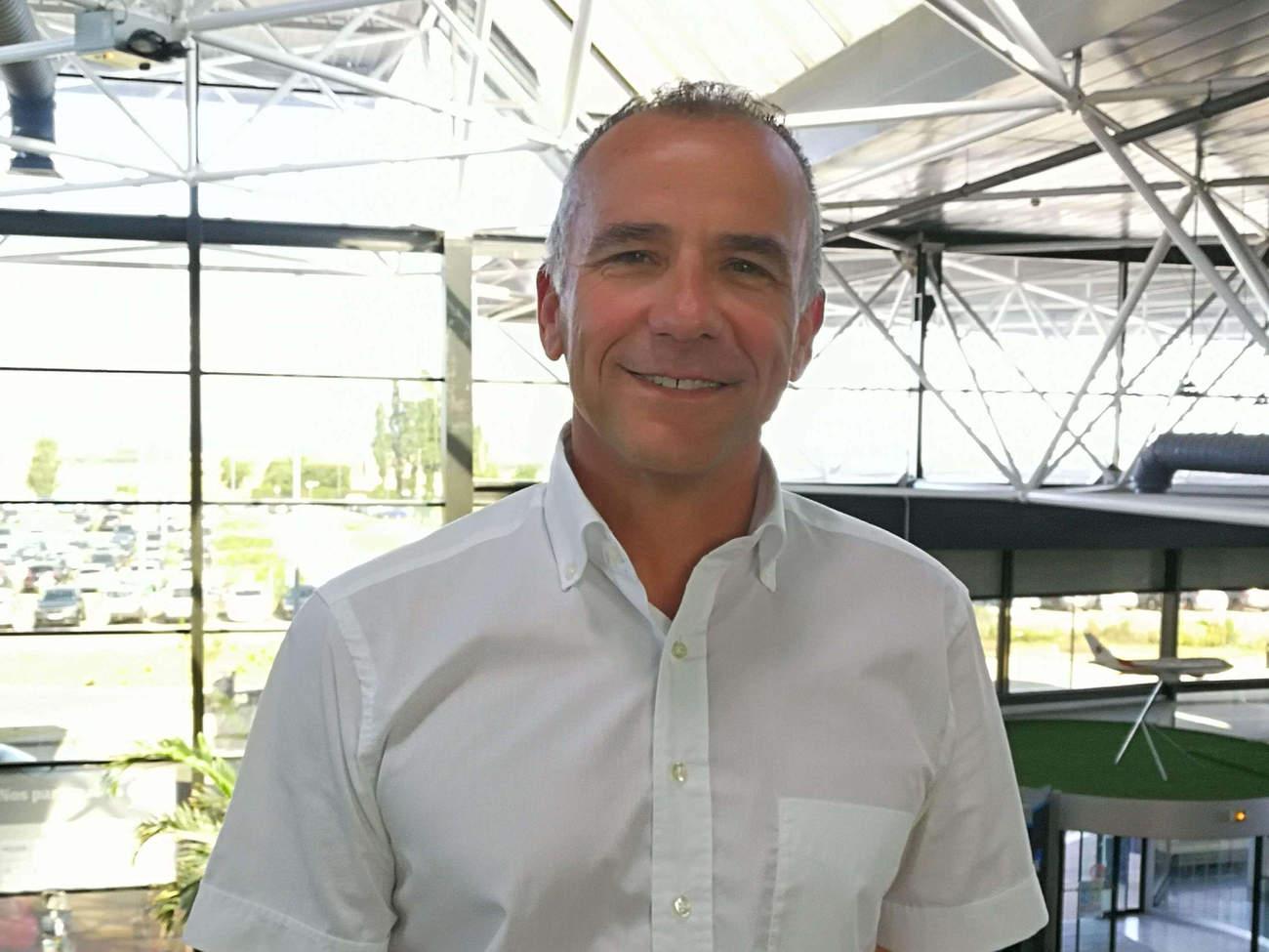 Un nouveau directeur par intérim de Lorraine Airport