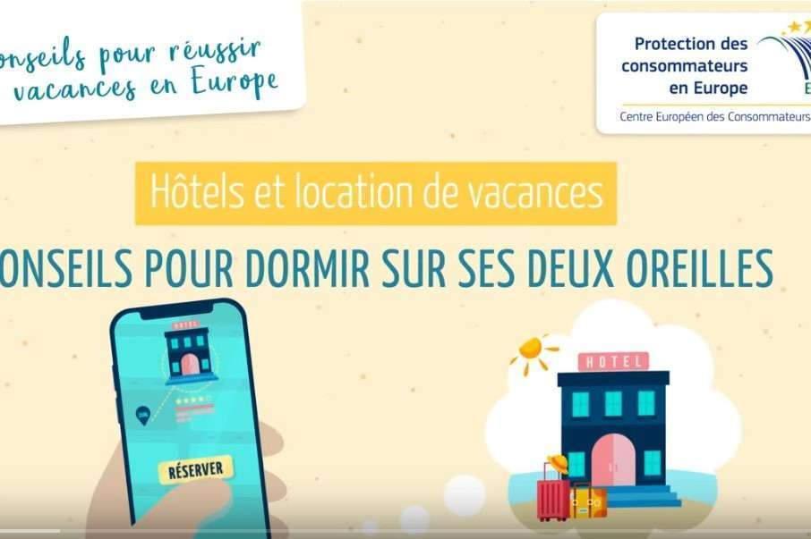 Hôtels et locations saisonnières : comment réussir ses vacances en Europe ?