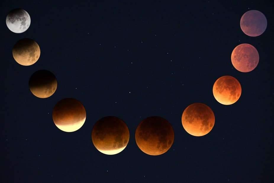 La Lune, une histoire sans fin