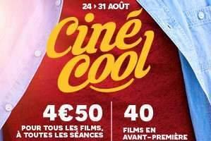 Ciné Cool, toujours aussi cool
