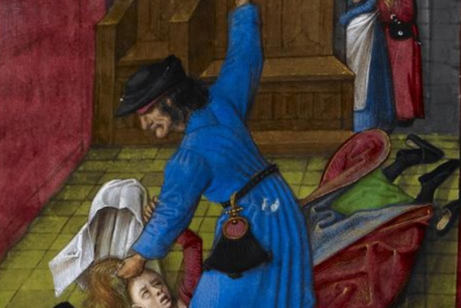 Actuel Moyen Âge : « Le mari devra frapper son épouse »