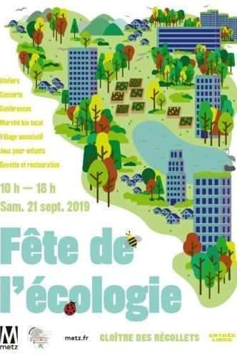 Fête de l\'écologie à Metz : comprendre la nature en s\'amusant