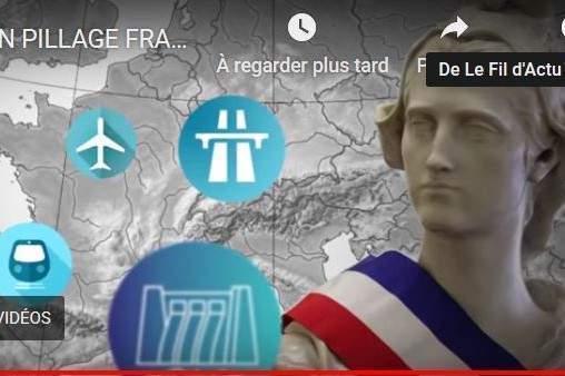 Fil d'Actu : un pillage français