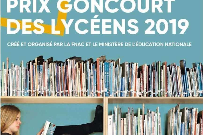 Goncourt des lycéens : les 8 romans finalistes