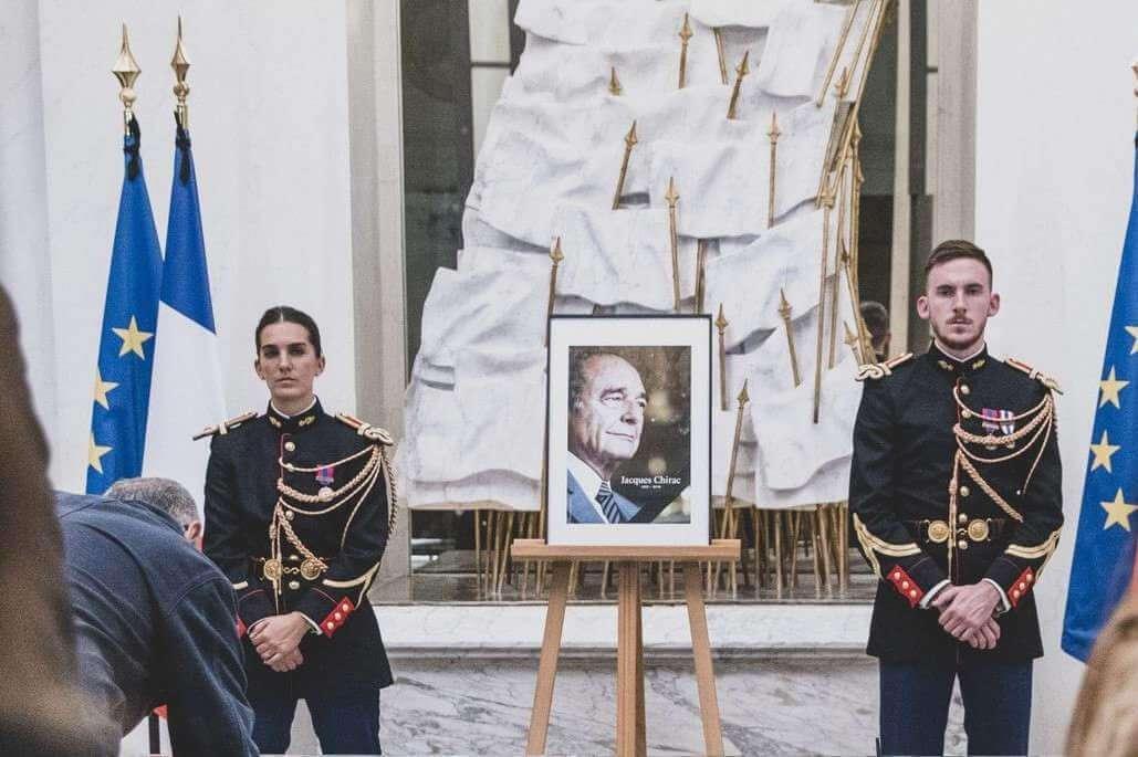 Tous les courants politiques rendent hommage à Jacques Chirac — Val-de-Marne