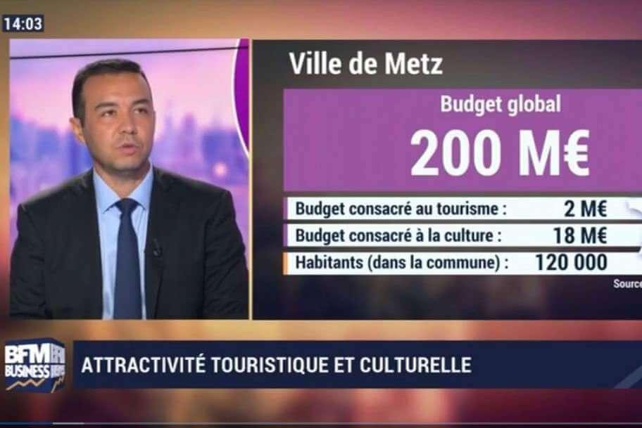 Metz récompensée pour son attractivité touristique et culturelle