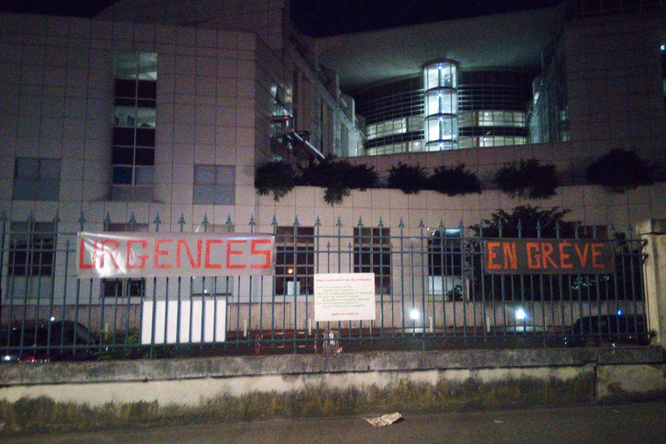 Urgences : fin de la grève au CHRU de Nancy