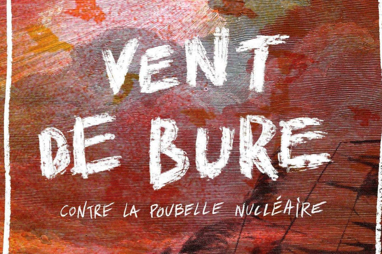 Vent de Bure ce week-end sur Nancy