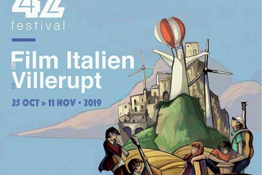 42e Festival du Film Italien de Villerupt du 25 octobre au 11 novembre 2019