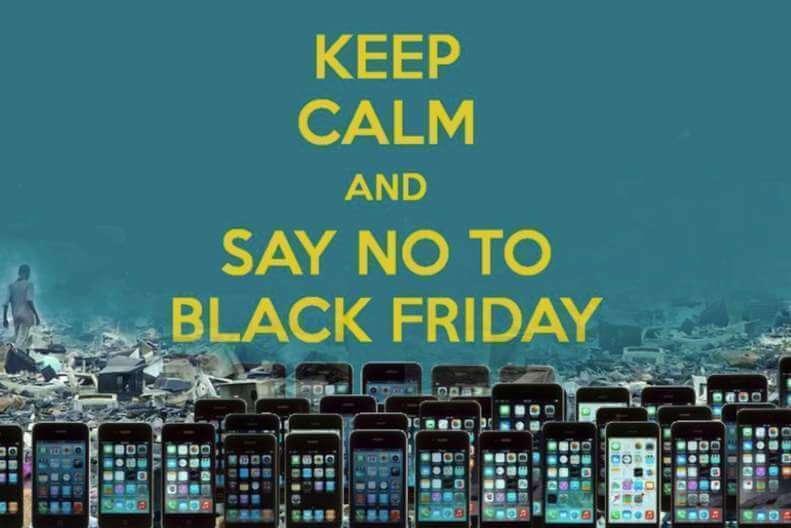 Black Friday : la résistance s'organise