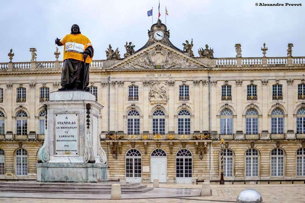 Conseil Municipal de la Ville de Nancy lundi 20 janvier 2020
