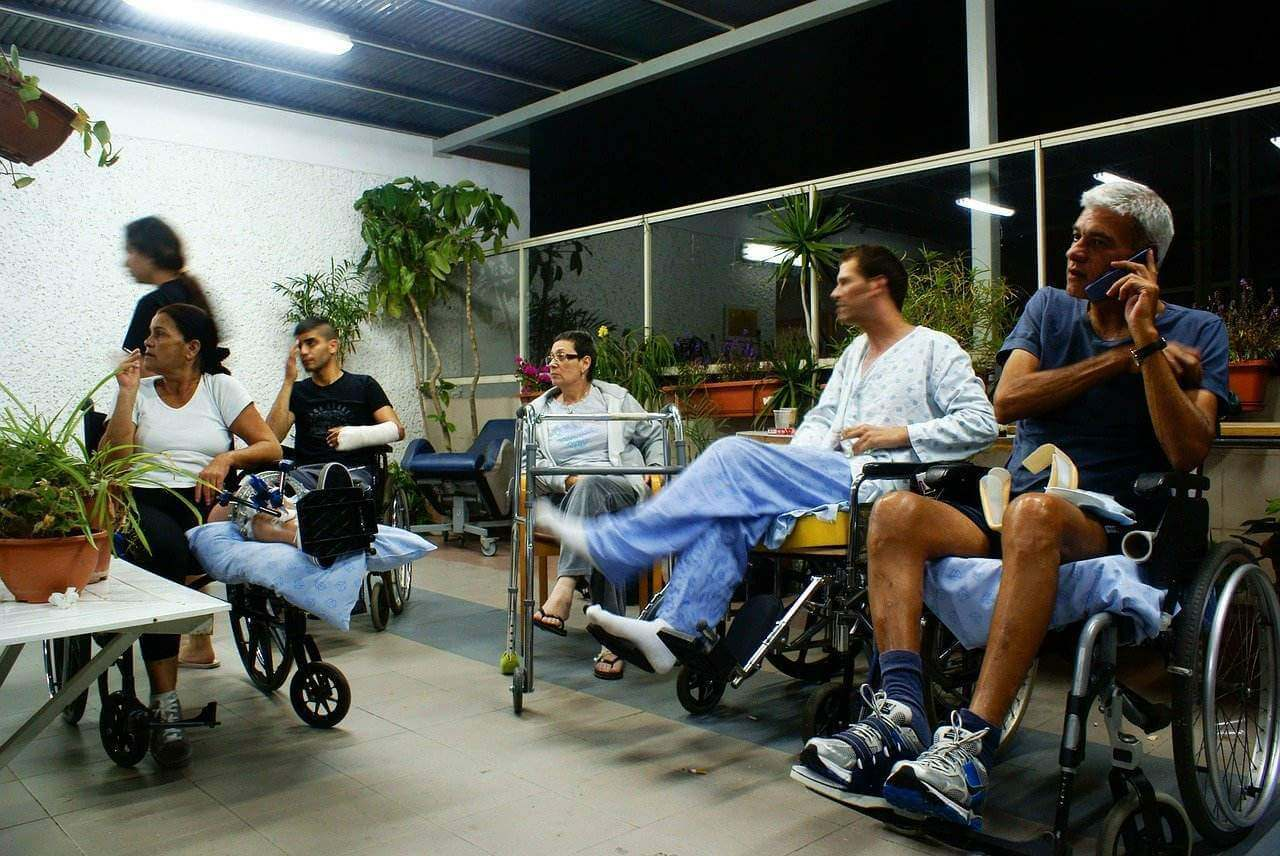 Hospitaliers : la mobilisation continue