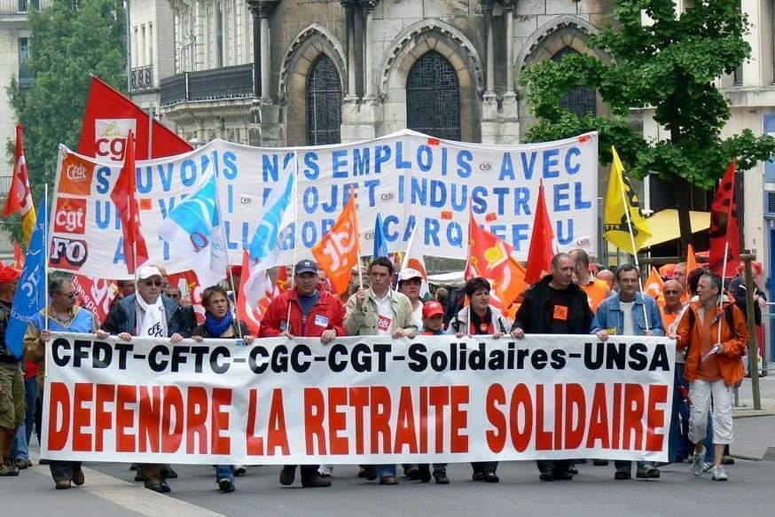 Retraites, 49-3: grèves et manifs dans toute la France