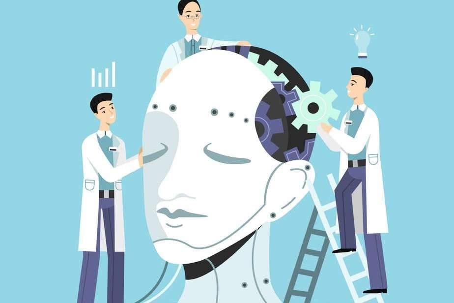 L'intelligence artificielle expliquée aux enfants