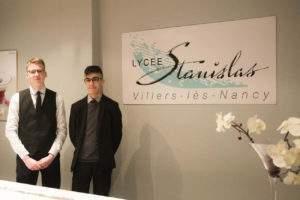 Lycée Stanislas - 54 Villers les Nancy - MHR