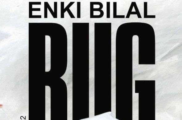 Nancy : un rendez-vous exceptionnel avec Enki Bilal #BD