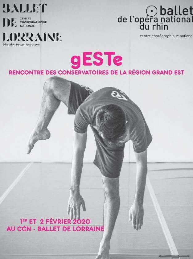 Ballet de Lorraine (affiche)