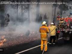 incendies australie