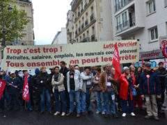 manif retraites paris