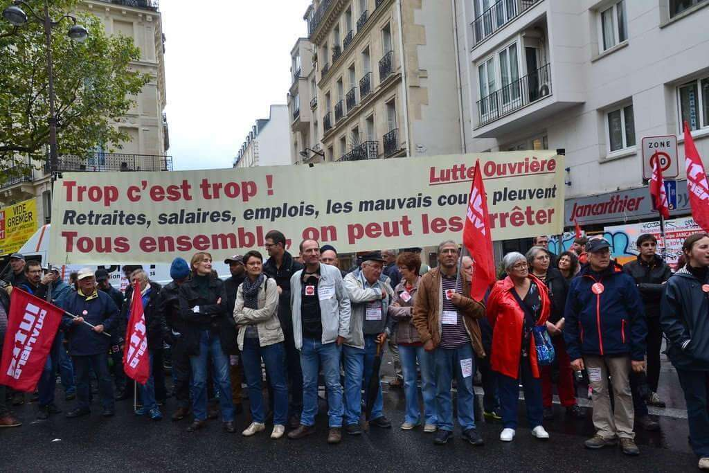 Retraites : les syndicats gagnent la bataille de l'opinion