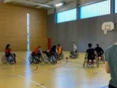 basket en fauteuil (dr)