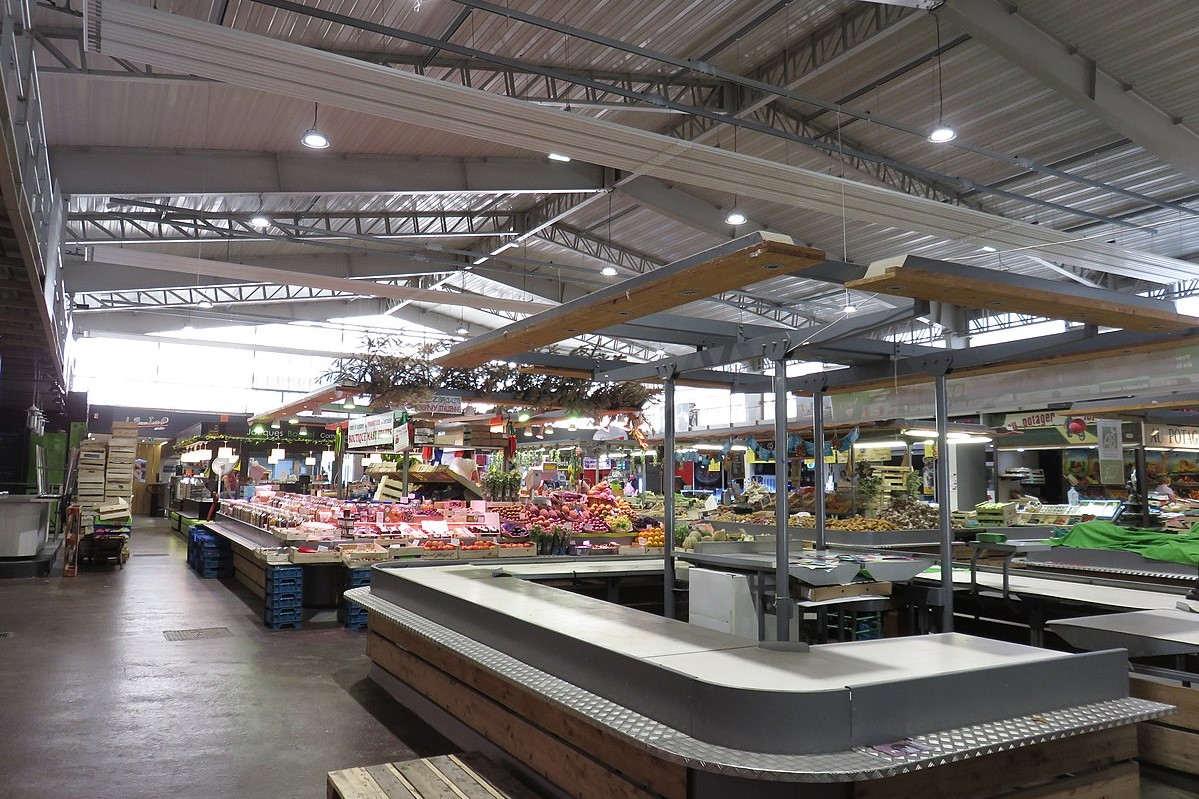 Nancy : les deux marchés couverts sont ouverts