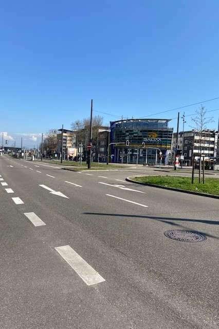 Aucune circulation côté allemand de la frontière (CEC)