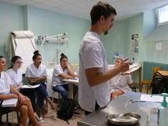 IDE formation des infirmières au CHRU de Nancy
