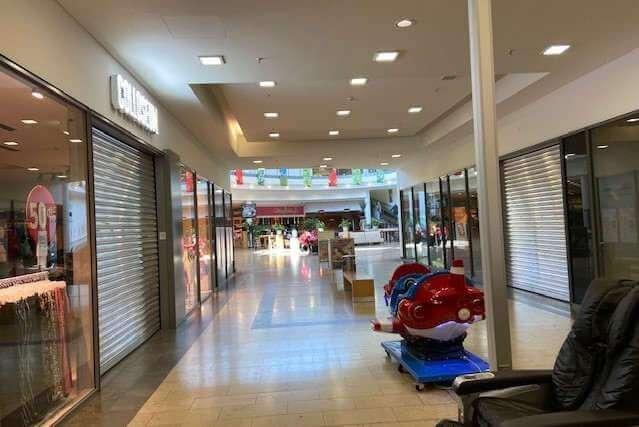 Les magasins désertés (CEC)