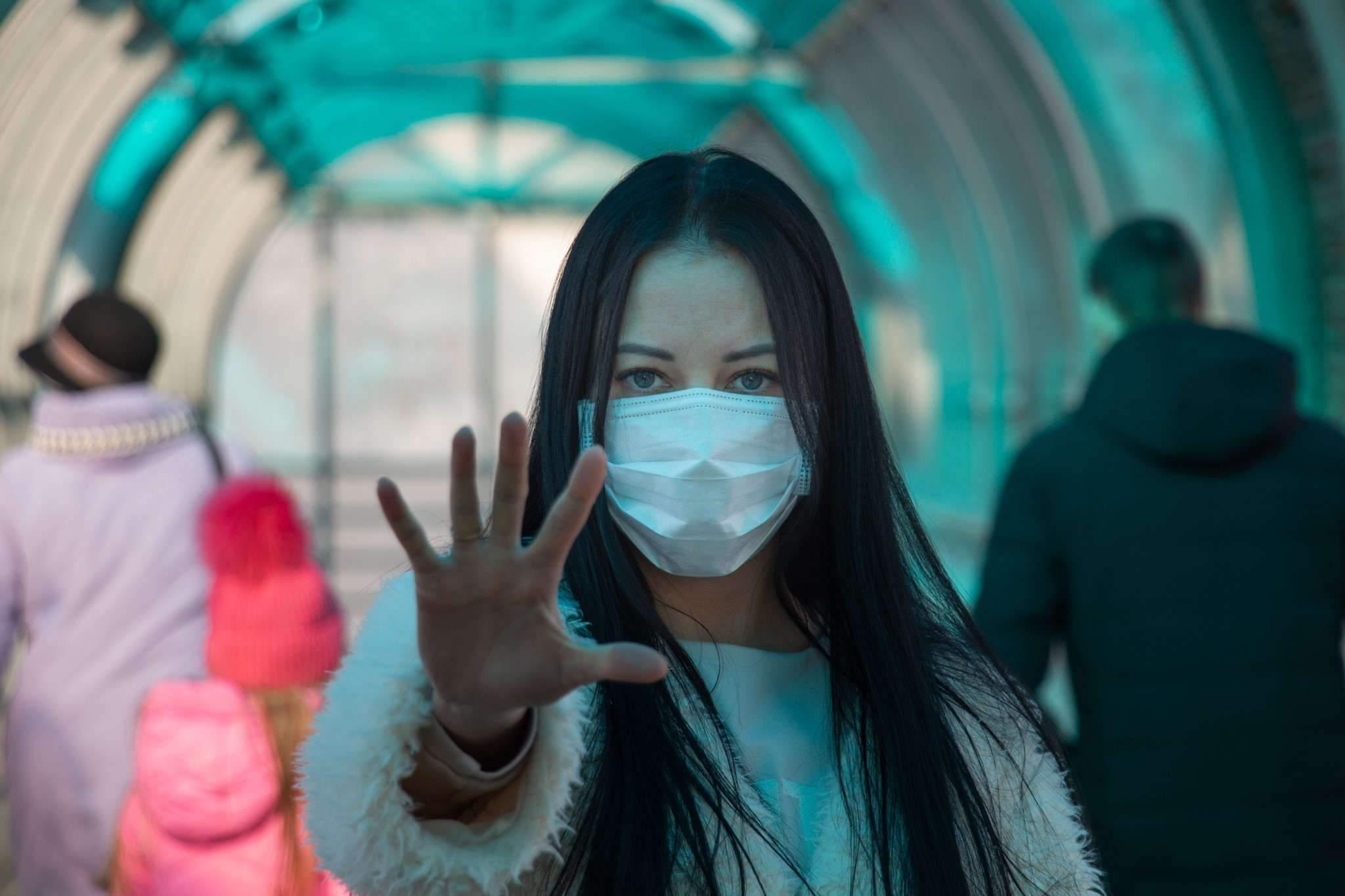 Stop coronavirus (Wikipedia)