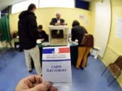 Bureau de vote (DR)