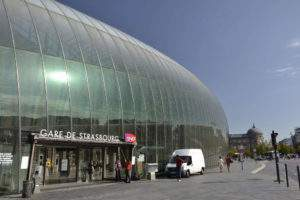gare de Strasbourg (Flickr)