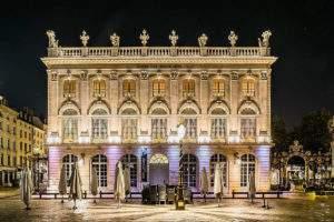Le musée des Beaux-Arts de Nancy (Krzysztof Golik Wikipedia