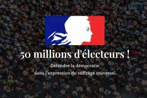 50-millions d'electeurs