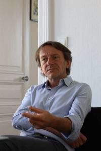 Me Laurent Paté, le président