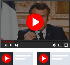 L'actualité en Video