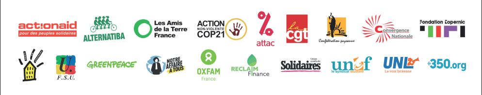 Organisations syndicales et associations