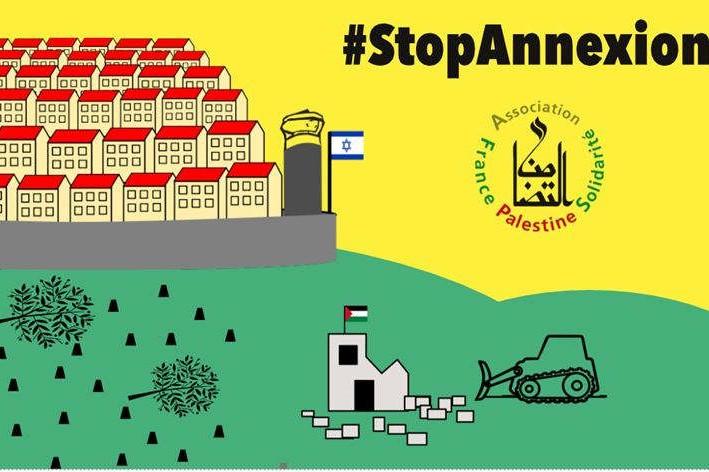 France Palestine Solidarité