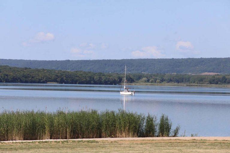 Lac de la Madine (photo Bodez Région Grand Est)
