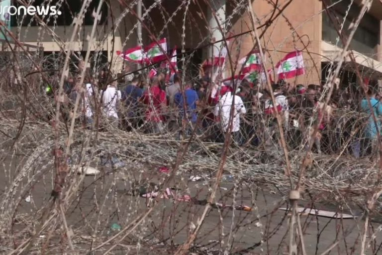 Le Liban au bord du gouffre (EuroNews)