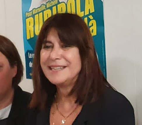 Michèle Rubirola, nouveau mairie de Marseille (wikipédia)