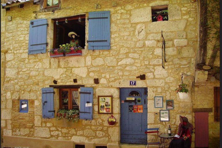 Chambre d'hôtes à Bergerac (Flickr)