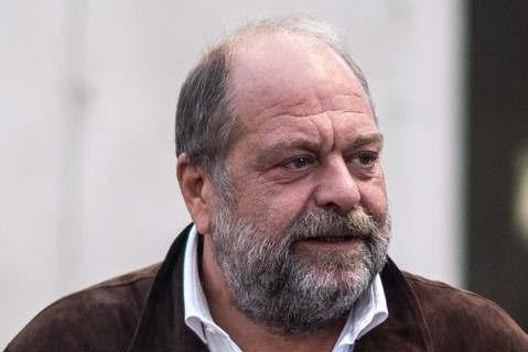 Eric Dupond-Moretti, garde des Sceaux (site du gouvernement)