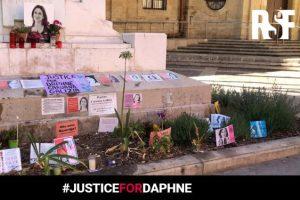 justice pour Daphné RSF