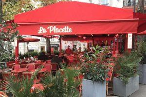 La brasserie La Placette, rue Montenotte, Paris, 17ème (DR)